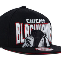 Chicago Blackhawks NHL Bold Statement 9FIFTY Cap