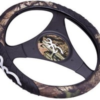 Browning Two-Grip Steering Wheel Cover Mossy Oak Infinity