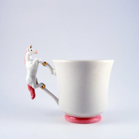 UNICORN teacup