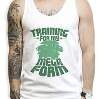 Training For My Final Form Venasaur Tank Tops