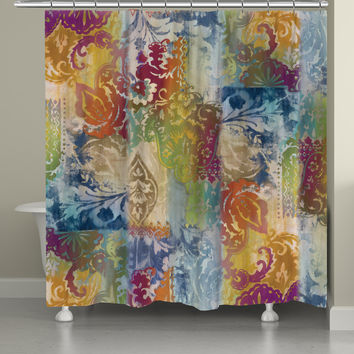 Persian Nights Shower Curtain