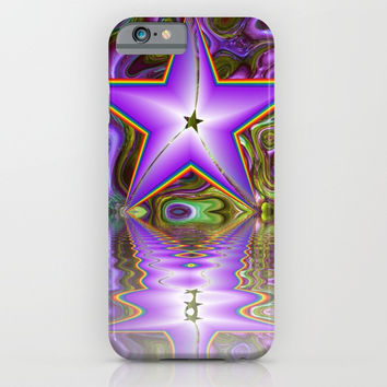star effect iPhone & iPod Case by Knm Designs