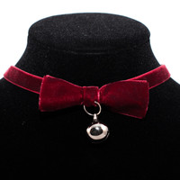Velvet Ribbon Choker