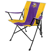 Minnesota Vikings NFL Tailgate Chair and Carry Bag