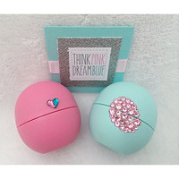Limited Edition Pink and Blue EOS Lip Balm Set