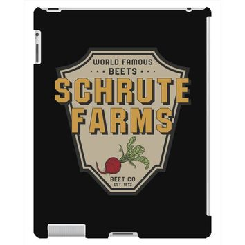 World Famous Beets Schrute Farms iPad 3 and 4 Case