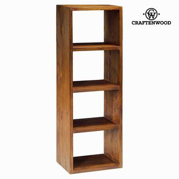 4-tier bookshelf - Serious Line Collection by Craften Wood