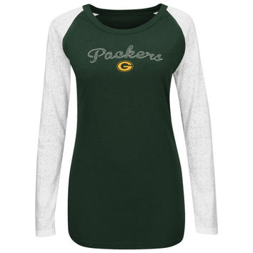 Shop Packers Long Sleeve T Shirts on Wanelo