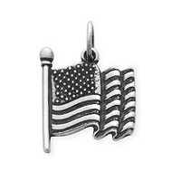 American Flag Charm | James Avery