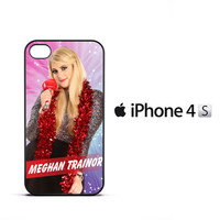meghan trainor  Z2232 iPhone 4 | 4S Case