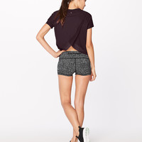 Quick Pace Short Sleeve| Women's Short Sleeve Tops | lululemon athletica