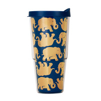 Lilly Pulitzer Insulated Tumbler- Tusk in Sun