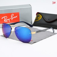 Ran Ban New fashion polarized couple leisure glasses eyeglasses 3#