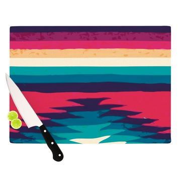 "Nika Martinez ""Surf"" Cutting Board"