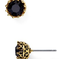 Lauren Ralph Lauren Faceted Stone Stud Earrings
