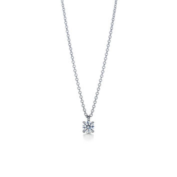 Tiffany & Co. - Tiffany solitaire diamond pendant