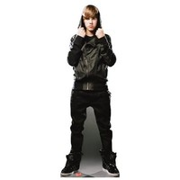 Justin Bieber DH Life-Size Standup Poster