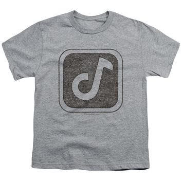 Concord Music - Concord Symbol Short Sleeve Youth 18/1