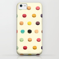 Macaron Fest iPhone & iPod Case by Electric Avenue