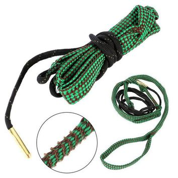 DCCKL72 Bore snake Cleaner Tali 22 Cal of 5.56 mm caliber pistol rifle cleaning kit Ropes Hunting gun accessories