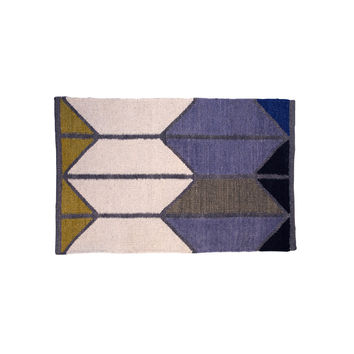 Shapes Dhurrie Rug