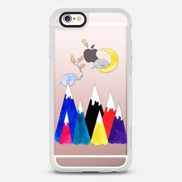 Baby, I'd Climb Any Mountain For You iPhone 6s case by Amaya | Casetify
