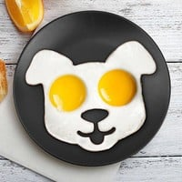 Dog Breakfast Egg Mold