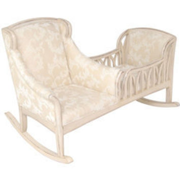 Shop For Patricia Cradle Rocker & Rocking Chair At LuxuryLamb.Com