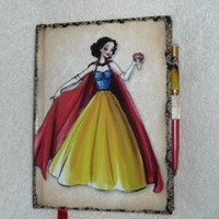 Disney Princess Snow White Designer Collection Journal