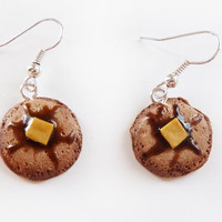 Pancake Earrings - Made to Order