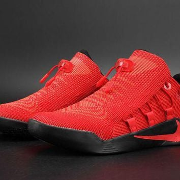 ONETOW Jacklish Nike Kobe Ad Nxt University Red/bright Crimson-black For Sale