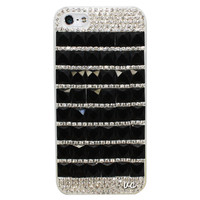 BLACK DIAMONDS PHONE CASE