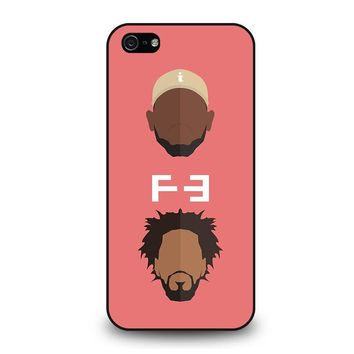 J COLE KENDRICK LAMAR iPhone 5 / 5S / SE Case Cover
