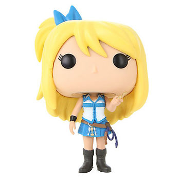 Funko Fairy Tail Pop! Lucy Vinyl Figure Hot Topic Exclusive Pre-Release