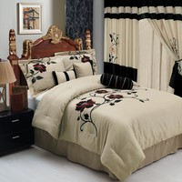 Medford Luxury 11 Piece Bed in a Bag