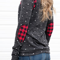 Connect the Dots Sweater