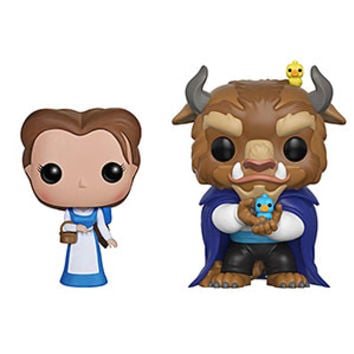 POP Beauty and the Beast Vinyl Figure