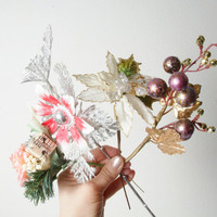 Vintage Flowers perfect for Crafting