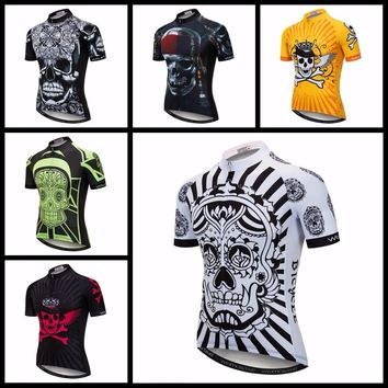 2018 Cycling Jersey Mens bike Tops bicycle Ropa Ciclismo maillot road MTB jersey youth mountain bike jersey summer  Sports shirt