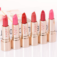 Beauty Hot Deal Professional Hot Sale On Sale Make-up Moisture Korean Waterproof Winter Lip Stick  3pcs [9568188490]