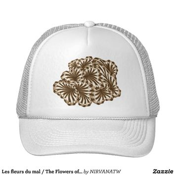 Les fleurs du mal / The Flowers of Evil from Zazzle.com