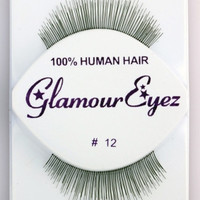 Super Natural Long False Eyelashes