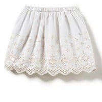 Peek Aly Eyelet Skirt (Toddler Girls, Little Girls & Big Girls) | Nordstrom
