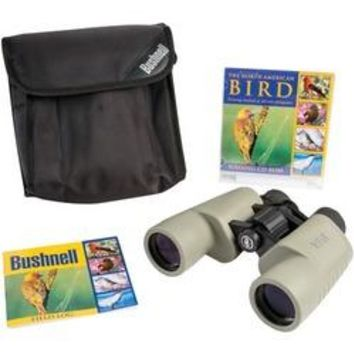 Bushnell Birder 8 X 40mm Porro Binoculars With Cd (pack of 1 Ea)