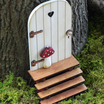 Fairy Garden Steps stairs miniature for fairy door accessories furniture