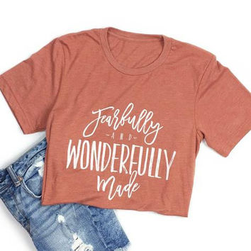 Fearfully & Wonderfully Made