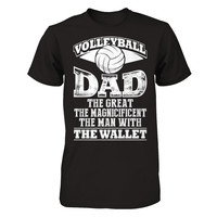 Volleyball Dad - The Man With the Wallet