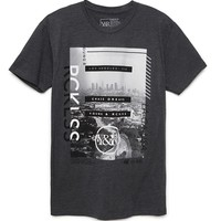 Young & Reckless Residence T-Shirt - Mens Tee - Black