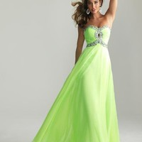 Night Moves 6642 at Prom Dress Shop