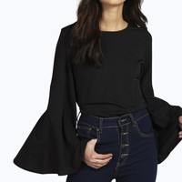 Bella Extra Wide Sleeve Tunic